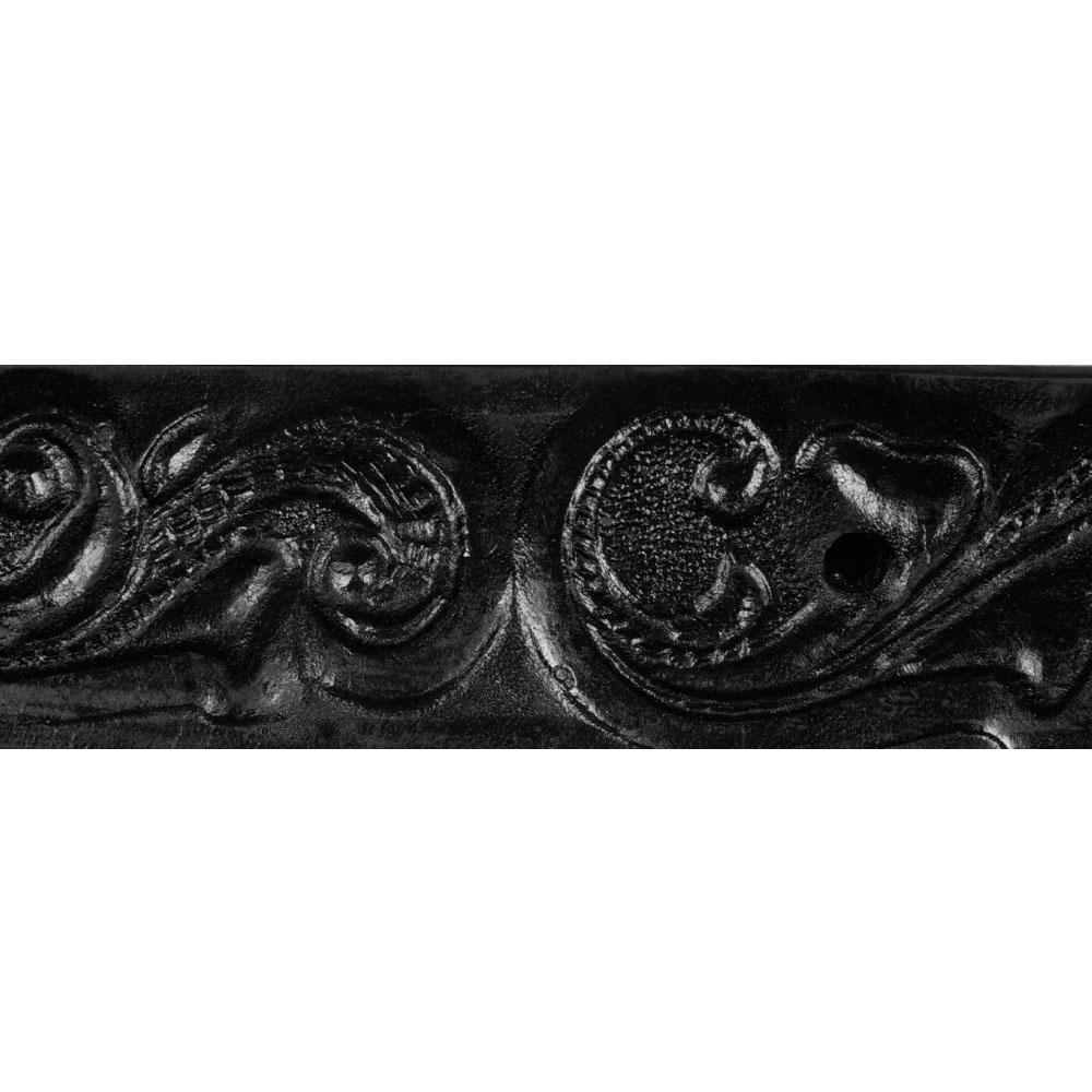 Black Flor Detail