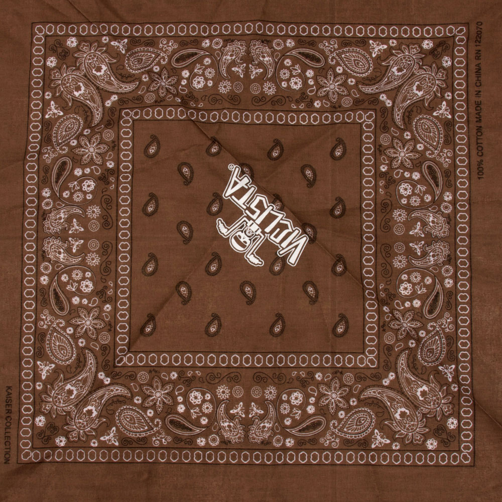 Viclista Bandana Brown